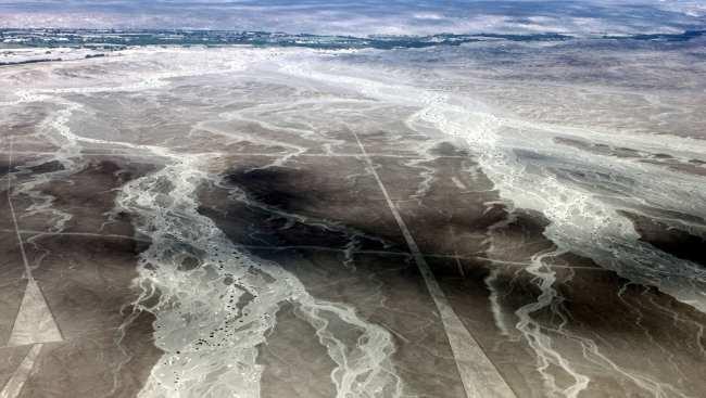 Sobrevoo pelas linhas de Nazca - 3