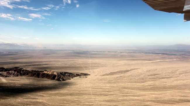 Sobrevoo pelas linhas de Nazca - 5