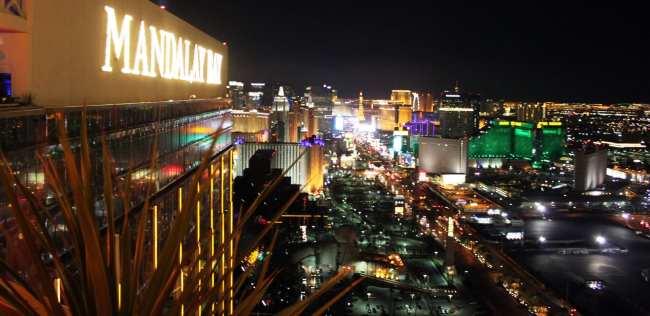 5 melhores bares de Las Vegas - Foundation Room Mandalay Bay