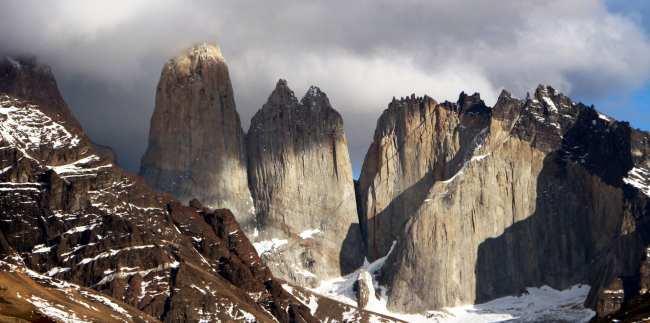 Torres del Paine Patagonia Chilena - Torres