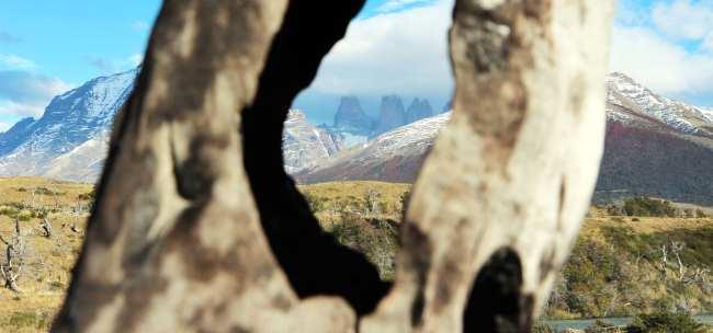 Torres del Paine Patagonia Chilena - Torres 2