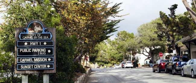 Road trip pela Califórnia de São Francisco a Monterey e Carmel - 23