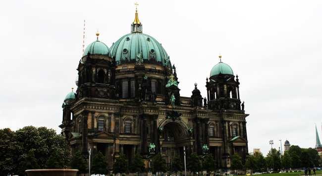 Atrações de Berlim - Catedral de Berlim