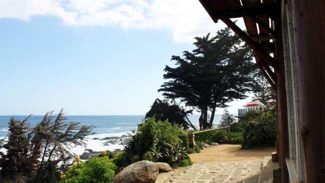 Casa de Pablo Neruda em Isla Negra no Chile - 1