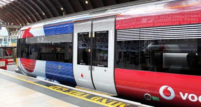 Como ir do aeroporto ao centro de Londres - Heathrow Express 7