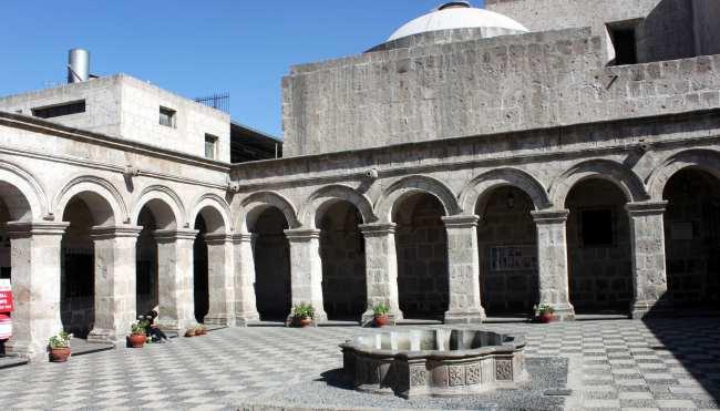 Onde ficar em Arequipa - 1