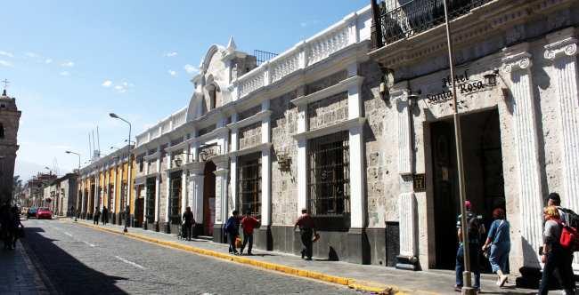 Onde ficar em Arequipa - 4