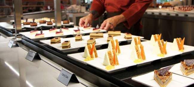 Onde tomar café da manhã em Las Vegas - The Buffet Aria 6