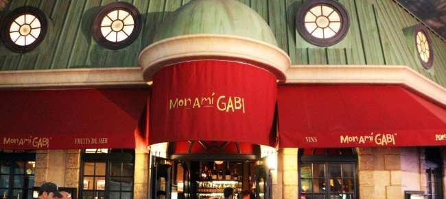 Onde tomar café da manhã em Las Vegas - Mon Ami Gabi 2