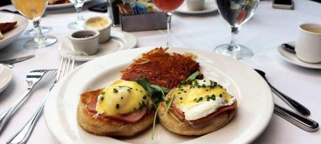 Onde tomar café da manhã em Las Vegas - Mon Ami Gabi 3