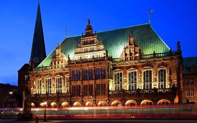 Tradições da Alemanha - Prefeitura de Bremen