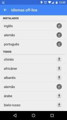 Tradução instantânea com o Google Translator - 2