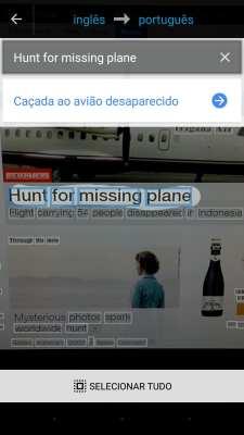 Tradução instantânea com o Google Translator - 6