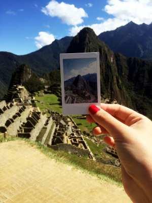 Relatos da Ana Luíza: Machu Picchu 2