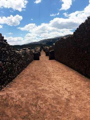 Relatos da Ana Luíza: Valle Sagrado 1