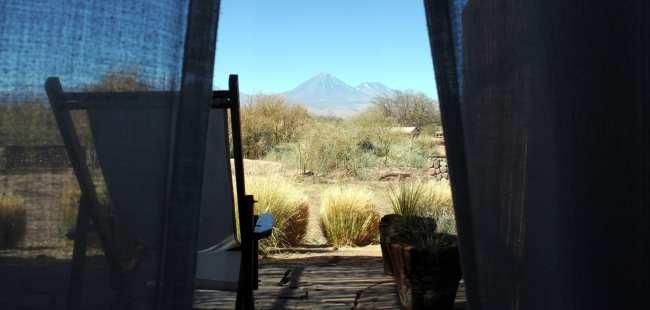 Hotel Tierra Atacama - Quarto 2 varanda