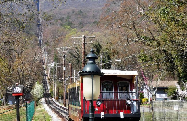 O que fazer em Chattanooga - Inclined Railway