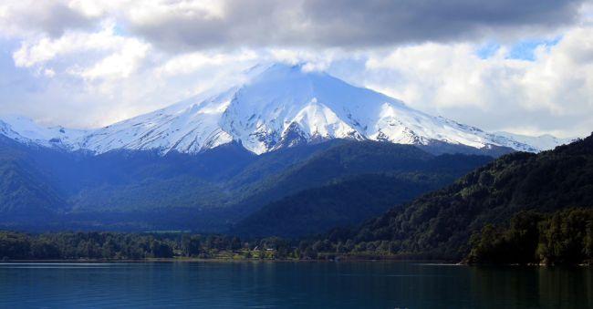 O que fazer em Puerto Varas - Vulcão Osorno
