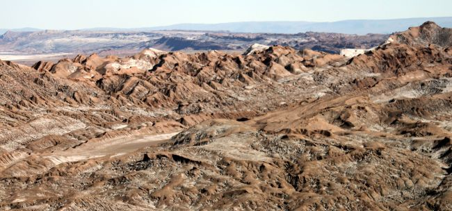 Passeios no Atacama - Vale de Domeico 1