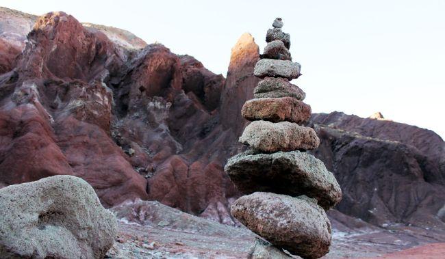 Passeios no Atacama - Vale do Arco Íris 7