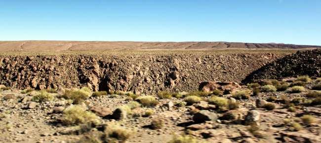 Passeios no Atacama: Termas de Puritama 01