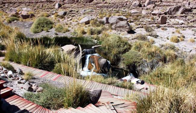 Passeios no Atacama: Termas de Puritama 08