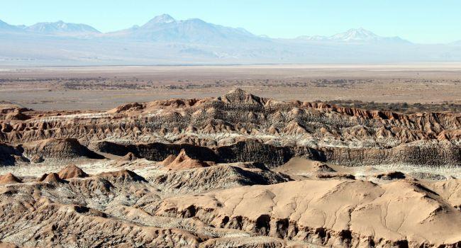 Passeios no Atacama - Vale da Lua 2