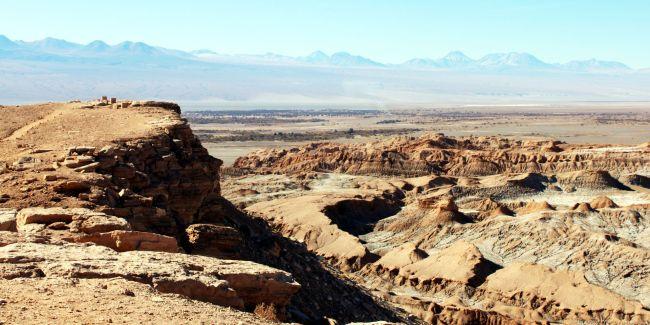 Passeios no Atacama - Vale da Lua 4