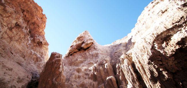 Passeios no Atacama - Vale da Lua - caverna de sal 2