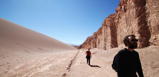 Passeios no Atacama - Vale da Lua 13