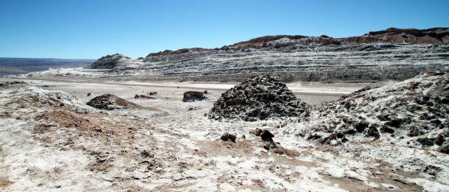 Passeios no Atacama - Vale da Lua - mina de sal 4