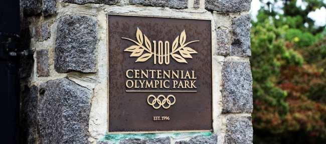 Roteiro de viagem de Atlanta - Centenial Olympic Park
