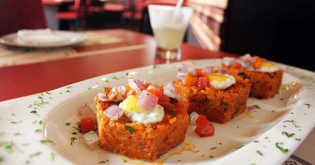 Onde comer em Arequipa - Qaya 3