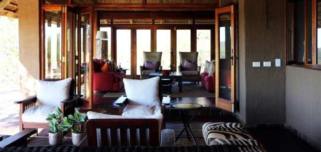 Onde ficar para fazer safári na África do Sul - Rhulani Safari Lodge 1