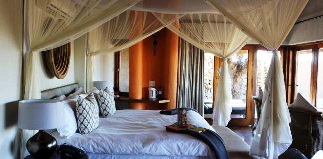 Onde ficar para fazer safári na África do Sul - Rhulani Safari Lodge 2