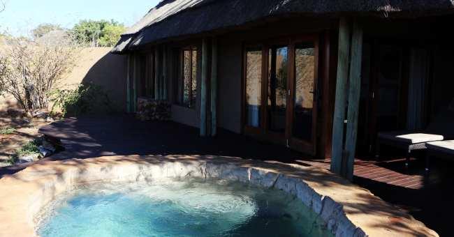 Onde ficar para fazer safári na África do Sul - Rhulani Safari Lodge 4