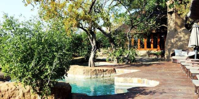 Onde ficar para fazer safári na África do Sul - Rhulani Safari Lodge 9