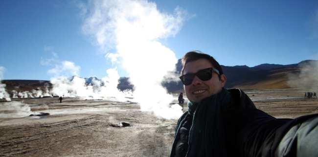 Passeios no Atacama - Gêiser de Tatio 11