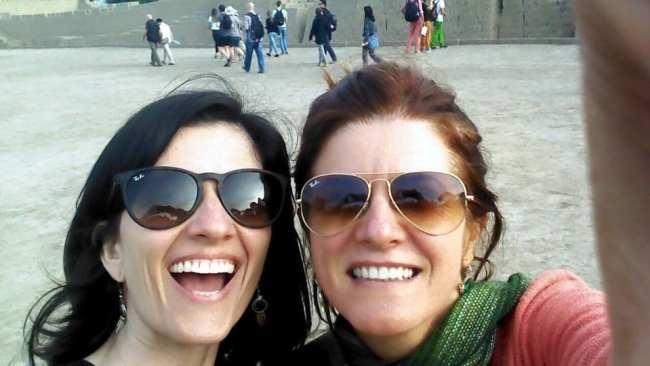 Relato dos leitores - Rita e Renata 1