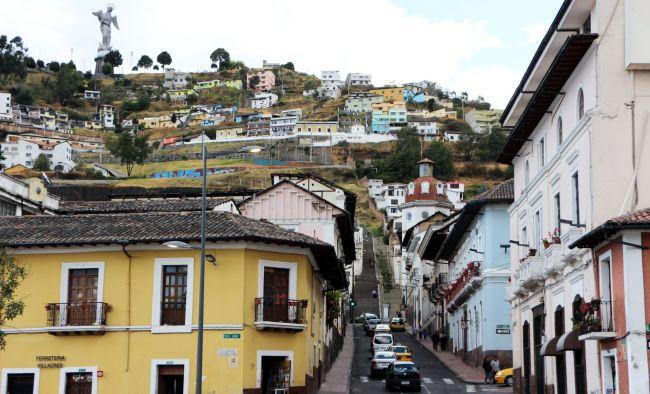 Roteiro de Quito - 5