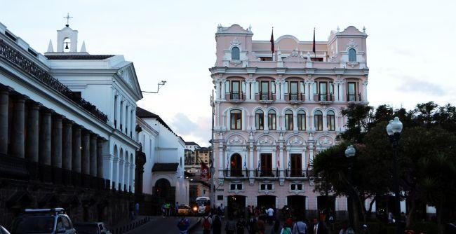 Roteiro de Quito - 14