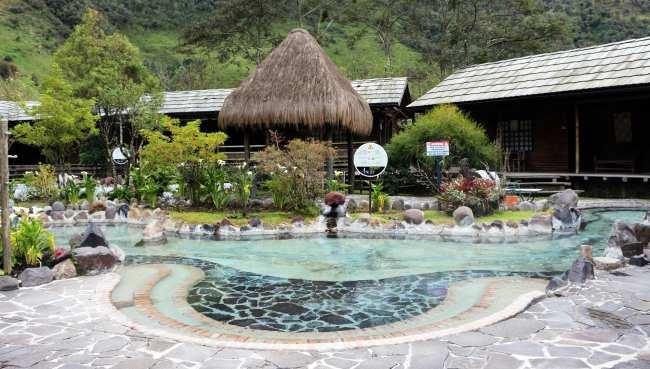 Termas de Papallacta no Equador - 2