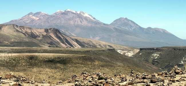 Tour pelo valle del Colca - Arequipa - 8