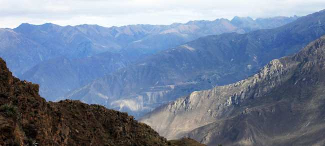 Tour pelo valle del Colca - Arequipa - 17