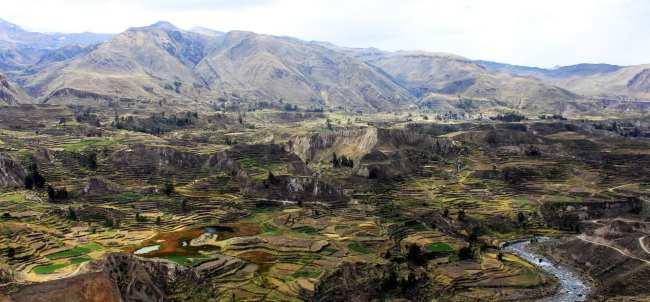 Tour pelo valle del Colca - Arequipa - 23