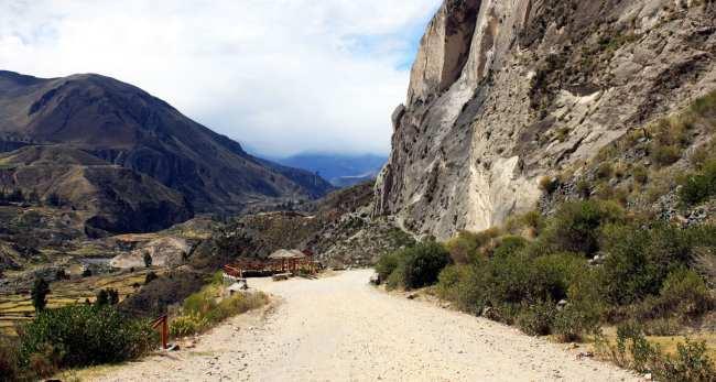 Tour pelo valle del Colca - Arequipa - 25