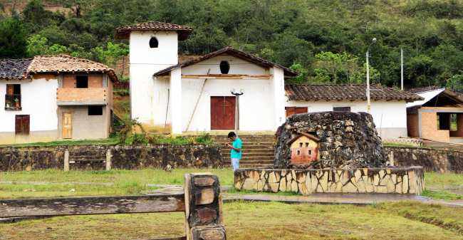 Norte do Peru chachapoyas - revash 1