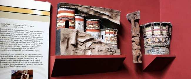 Norte do Peru chachapoyas - museu de leymebamba 6