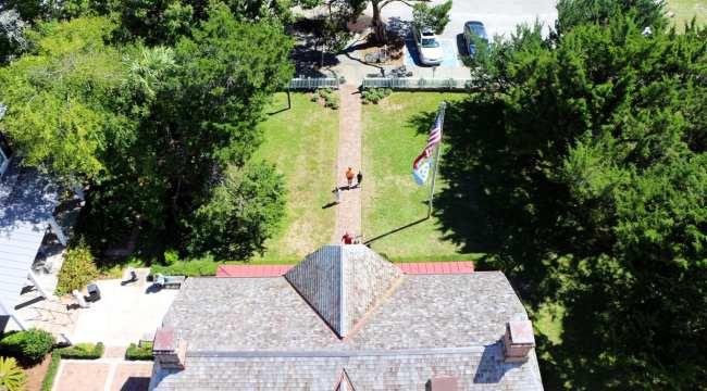 St Simons Island na Georgia Estados Unidos - farol 3