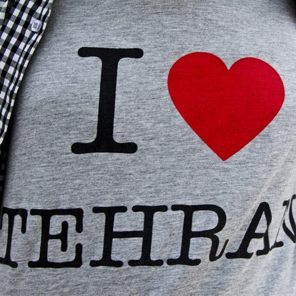 I love Tehran